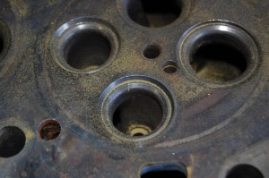 Typical Valve Seat Fracture